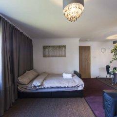 Отель Montgomery Apartments - Gyle Великобритания, Эдинбург - отзывы, цены и фото номеров - забронировать отель Montgomery Apartments - Gyle онлайн комната для гостей фото 4
