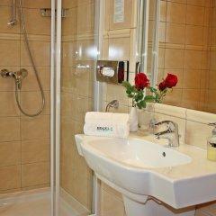 Отель Mat's Польша, Познань - отзывы, цены и фото номеров - забронировать отель Mat's онлайн ванная