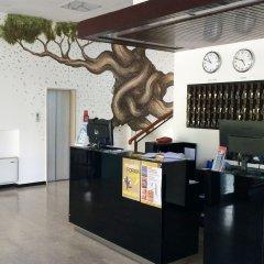 Hotel Arca Сполето интерьер отеля