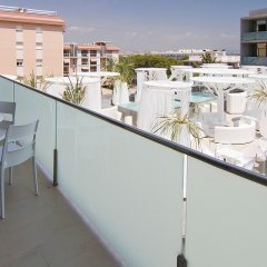 Отель Aparthotel Four Elements Suites Испания, Салоу - 1 отзыв об отеле, цены и фото номеров - забронировать отель Aparthotel Four Elements Suites онлайн балкон