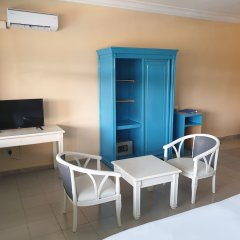 Djembe Beach Hotel in Kololi, Gambia from 269$, photos, reviews - zenhotels.com guestroom