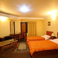 Отель Royal Astoria Hotel Непал, Катманду - отзывы, цены и фото номеров - забронировать отель Royal Astoria Hotel онлайн комната для гостей фото 2