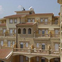 Hellenia Yachting Hotel Джардини Наксос балкон