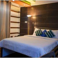 Отель Ripple Beach Inn Мале комната для гостей фото 4