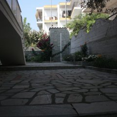 Апартаменты Pavloudis Apartments парковка