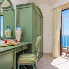 Отель B&B Al Pesce D'Oro Италия, Амальфи - отзывы, цены и фото номеров - забронировать отель B&B Al Pesce D'Oro онлайн удобства в номере фото 2