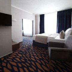Central Hotel Pilsen Пльзень комната для гостей фото 3