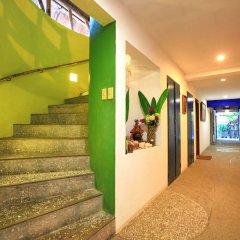 Отель Hannah Hotel Филиппины, остров Боракай - отзывы, цены и фото номеров - забронировать отель Hannah Hotel онлайн интерьер отеля фото 3