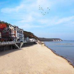 Гостиница Элиза в Светлогорске 7 отзывов об отеле, цены и фото номеров - забронировать гостиницу Элиза онлайн Светлогорск пляж фото 2