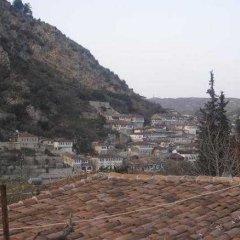 Отель Lorenc Pushi Guesthouse Албания, Берат - отзывы, цены и фото номеров - забронировать отель Lorenc Pushi Guesthouse онлайн балкон