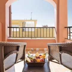 Santa Ponsa Pins Hotel Санта-Понса балкон