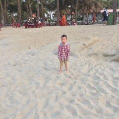 Отель Hoan Khai House пляж