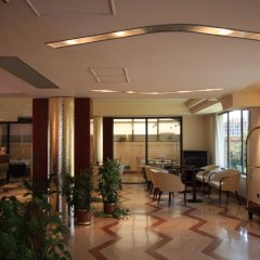 Smooth Hotel Rome West интерьер отеля