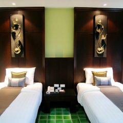 Отель Duangjitt Resort, Phuket 5* Улучшенный номер фото 2