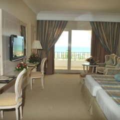 Отель Hasdrubal Thalassa & Spa Djerba Тунис, Мидун - 1 отзыв об отеле, цены и фото номеров - забронировать отель Hasdrubal Thalassa & Spa Djerba онлайн комната для гостей фото 2