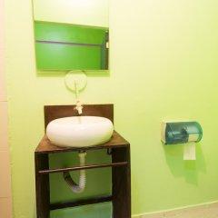 Отель Hostal Amigo Suites Мехико ванная