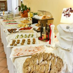 Отель Avana Mare Римини питание фото 2