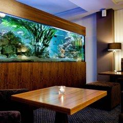Golden Fish Hotel Apartments Пльзень гостиничный бар