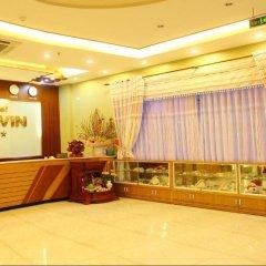 Отель Corvin Hotel Вьетнам, Вунгтау - отзывы, цены и фото номеров - забронировать отель Corvin Hotel онлайн интерьер отеля