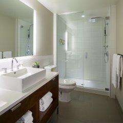 Отель Element Vancouver Metrotown Канада, Бурнаби - отзывы, цены и фото номеров - забронировать отель Element Vancouver Metrotown онлайн ванная