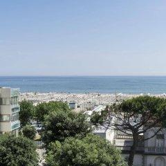 Hotel Radar пляж