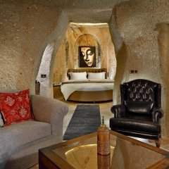 Seraphim Cave Hotel Мустафапаша комната для гостей фото 4