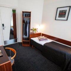 Отель Ansgar Дания, Копенгаген - 1 отзыв об отеле, цены и фото номеров - забронировать отель Ansgar онлайн комната для гостей фото 3