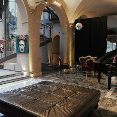 Отель Borghese Palace Art Hotel Италия, Флоренция - 1 отзыв об отеле, цены и фото номеров - забронировать отель Borghese Palace Art Hotel онлайн интерьер отеля