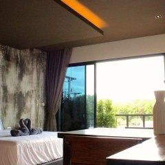 Отель Little Paris Phuket сауна
