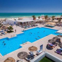 Отель Calimera Yati Beach All Inclusive Тунис, Мидун - отзывы, цены и фото номеров - забронировать отель Calimera Yati Beach All Inclusive онлайн бассейн фото 3