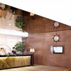 Отель Tennis Seaview Hotel - Xiamen Китай, Сямынь - отзывы, цены и фото номеров - забронировать отель Tennis Seaview Hotel - Xiamen онлайн интерьер отеля фото 2