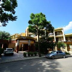 Отель Yavor Palace Солнечный берег парковка