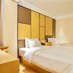 Отель Home Inn Xiamen University - Xiamen Китай, Сямынь - отзывы, цены и фото номеров - забронировать отель Home Inn Xiamen University - Xiamen онлайн комната для гостей фото 3