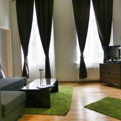 Отель Apartmentsapart Брюссель комната для гостей фото 3