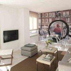 Отель Eric Vökel Boutique Apartments - Atocha Suites Испания, Мадрид - отзывы, цены и фото номеров - забронировать отель Eric Vökel Boutique Apartments - Atocha Suites онлайн комната для гостей фото 5