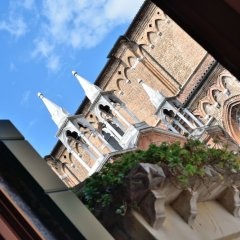 Отель Campo Frari Италия, Венеция - отзывы, цены и фото номеров - забронировать отель Campo Frari онлайн балкон