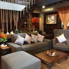 Отель Koh Tao Cabana Resort интерьер отеля фото 2
