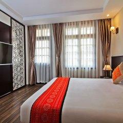 Отель Hoang Ha Sapa Hotel Вьетнам, Шапа - отзывы, цены и фото номеров - забронировать отель Hoang Ha Sapa Hotel онлайн комната для гостей