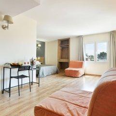 Santa Ponsa Pins Hotel Санта-Понса комната для гостей фото 3