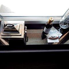 Humboldt1 Palais-Hotel & Bar сейф в номере