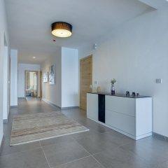 Отель Pure Luxury Apartment With Pool Мальта, Слима - отзывы, цены и фото номеров - забронировать отель Pure Luxury Apartment With Pool онлайн интерьер отеля фото 2