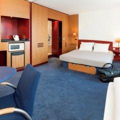 Отель Novotel Suites Berlin City Potsdamer Platz 3* Стандартный номер с разными типами кроватей