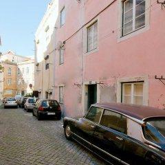 Отель The Pantheon - Casas Maravilha Lisboa Португалия, Лиссабон - отзывы, цены и фото номеров - забронировать отель The Pantheon - Casas Maravilha Lisboa онлайн парковка