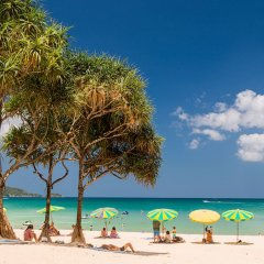 The Bloc Hotel пляж
