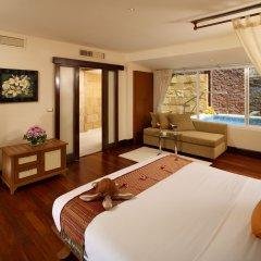 Отель Andaman White Beach Resort Таиланд, пляж Банг-Тао - 3 отзыва об отеле, цены и фото номеров - забронировать отель Andaman White Beach Resort онлайн комната для гостей