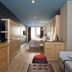 Отель TRYP By Wyndham Times Square South 4* Стандартный номер с различными типами кроватей фото 7