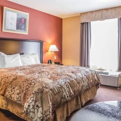Отель Quality Inn Orleans Канада, Оттава - отзывы, цены и фото номеров - забронировать отель Quality Inn Orleans онлайн комната для гостей фото 5