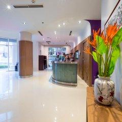 Отель Mercure Hanoi La Gare интерьер отеля фото 2