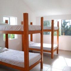 Отель Hostel Punta Sam Мексика, Плайя-Мухерес - отзывы, цены и фото номеров - забронировать отель Hostel Punta Sam онлайн детские мероприятия