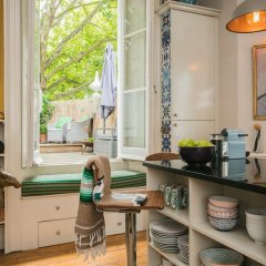 Отель FG Property - Notting Hill, Basing Street Великобритания, Лондон - отзывы, цены и фото номеров - забронировать отель FG Property - Notting Hill, Basing Street онлайн интерьер отеля фото 3